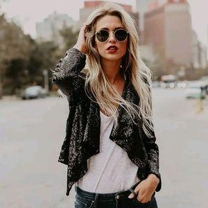 Jackets & Blazers - Sequin jacket